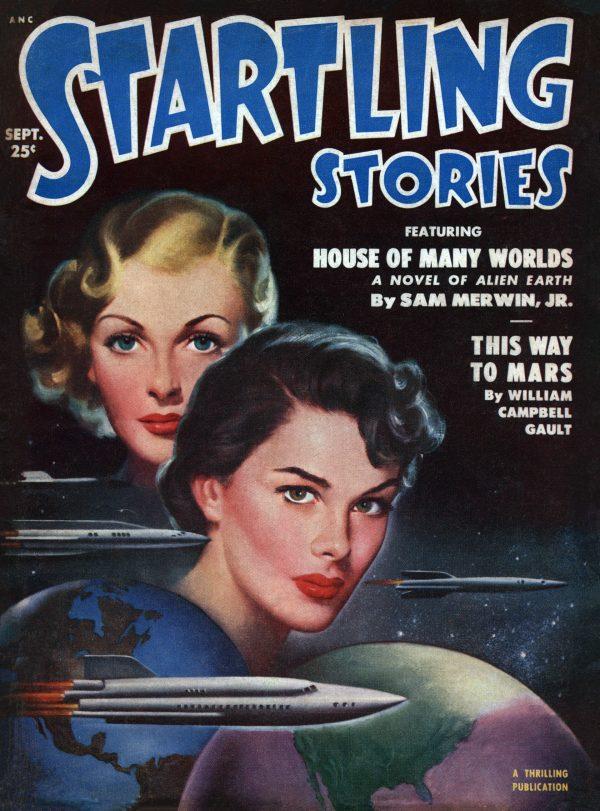 Startling Stories September 1951