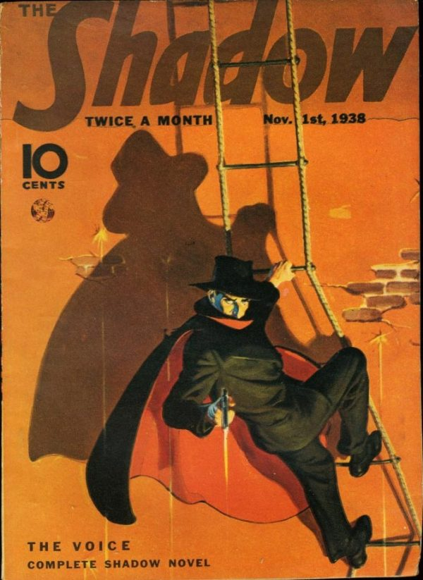 The Shadow November 1938