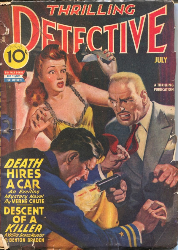 Thrilling Detective 1943 July