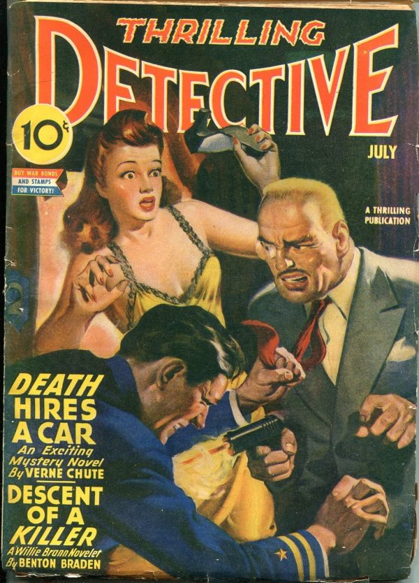 Thrilling Detective July 1943