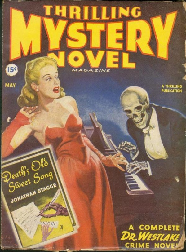 Thrilling Mystery May 1947