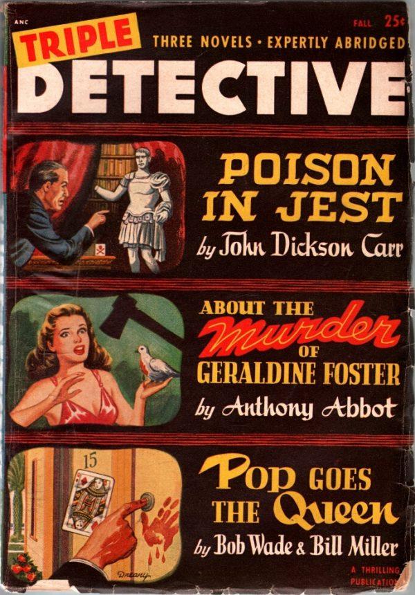 Triple Detective Fall 1984