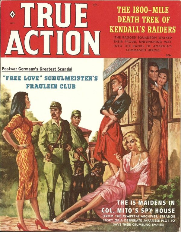 True Action September 1959