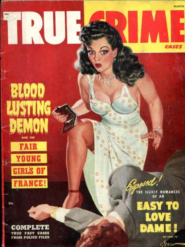 True Crime March 1949