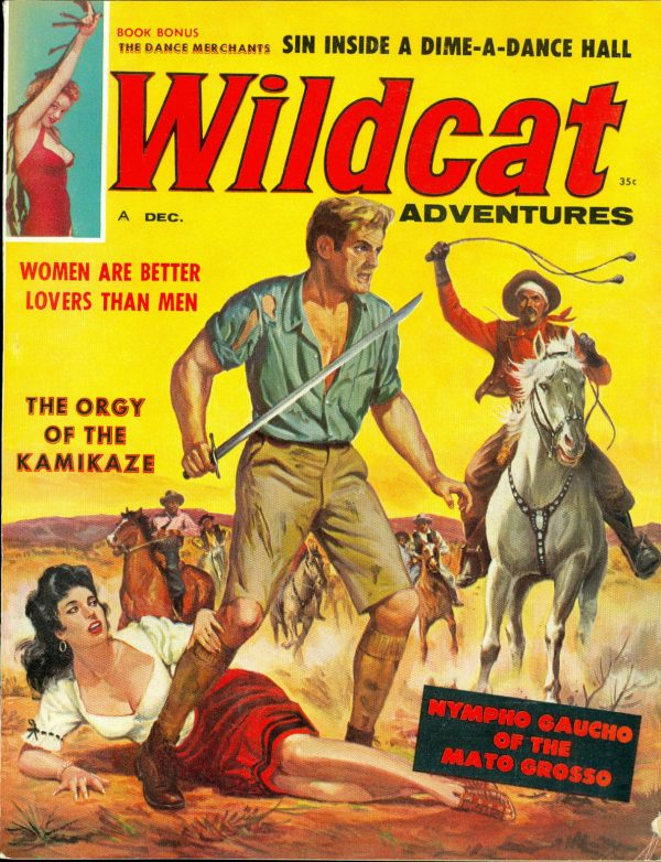 Wildcat Adventures, December 1961
