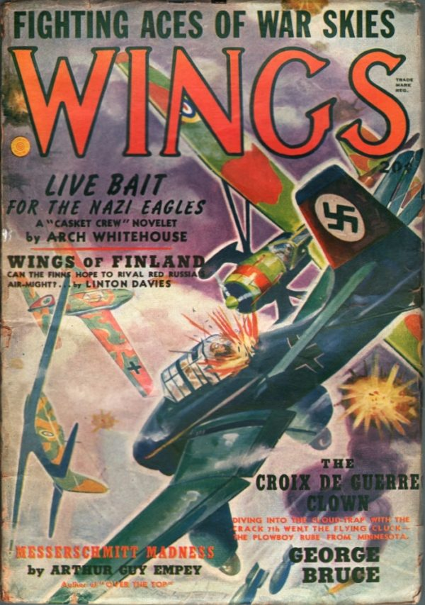 Wings Summer 1940