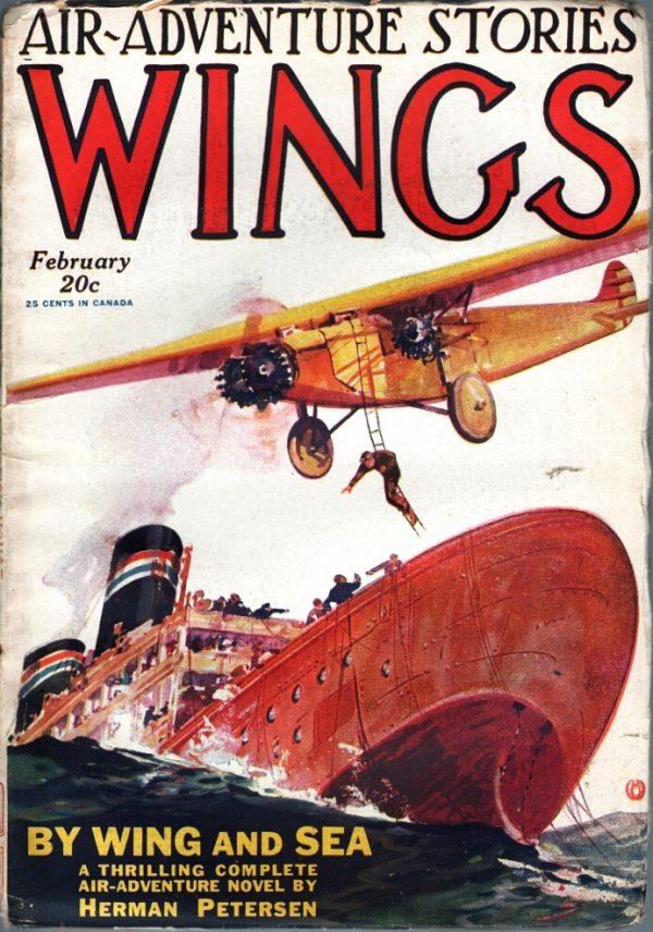 Wings February 1928