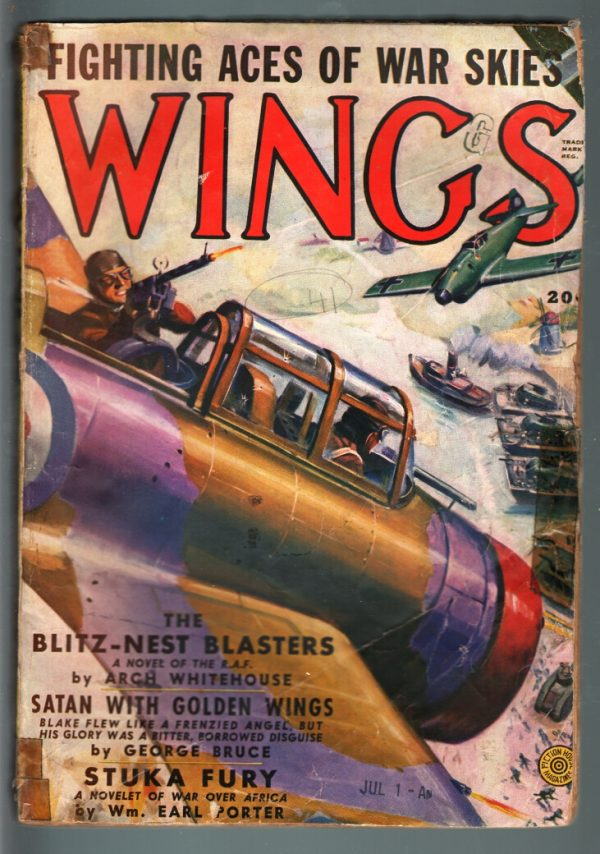 Wings July 1941