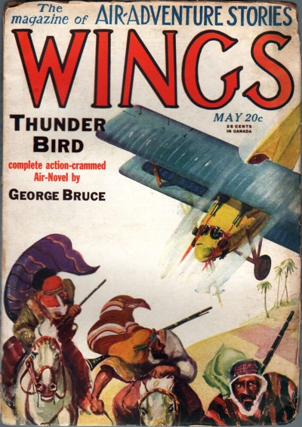 Wings May 1928