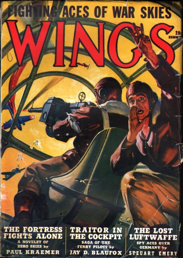 Wings Summer 1943