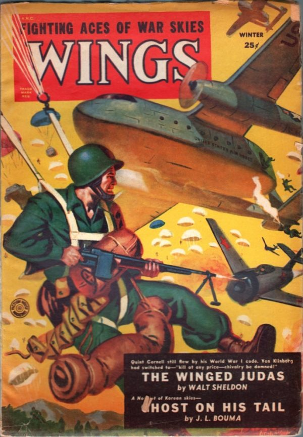 Wings Winter 1951