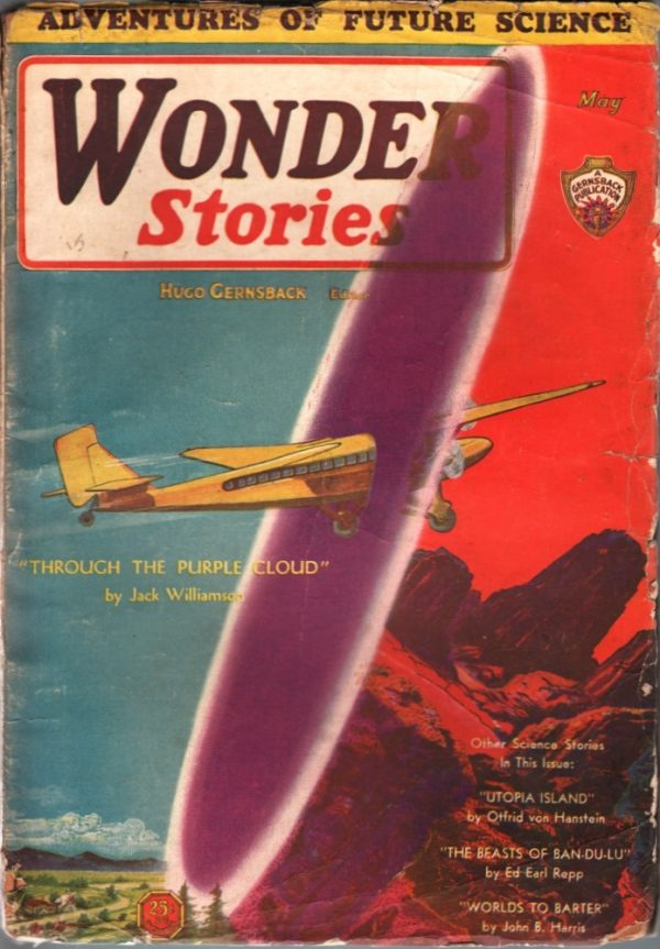 Wonder Stories May 1931
