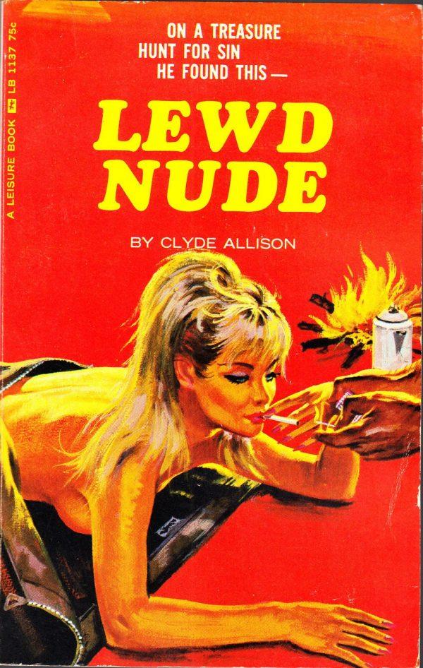 1966 Leisure Book LB 1137