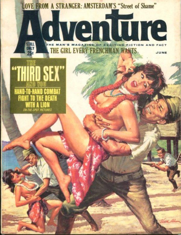 Adventure June 1963