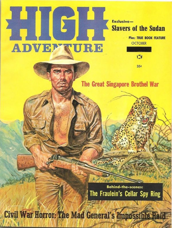 High Adventure October 1959
