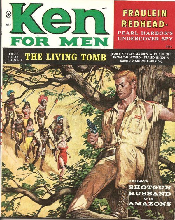 Ken For Men July 1959