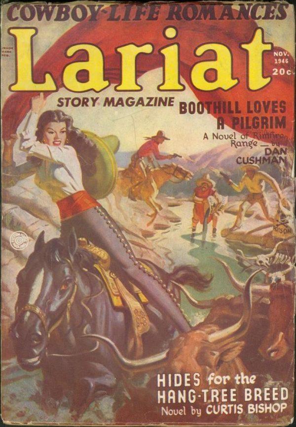Lariat November 1946