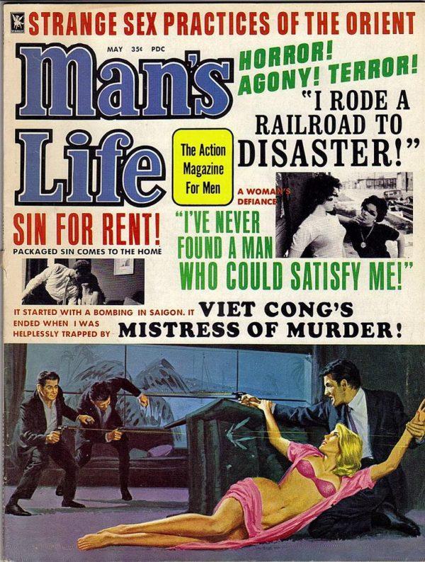 MAN'S LIFE May, 1967