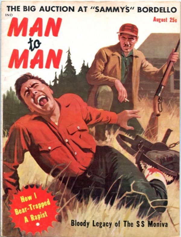 Man to Man August 1958