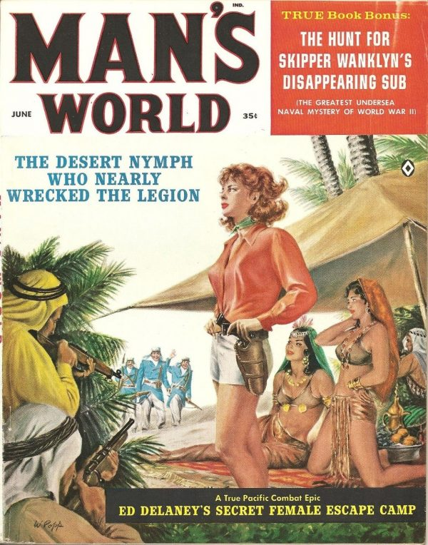 Man's World June 1961