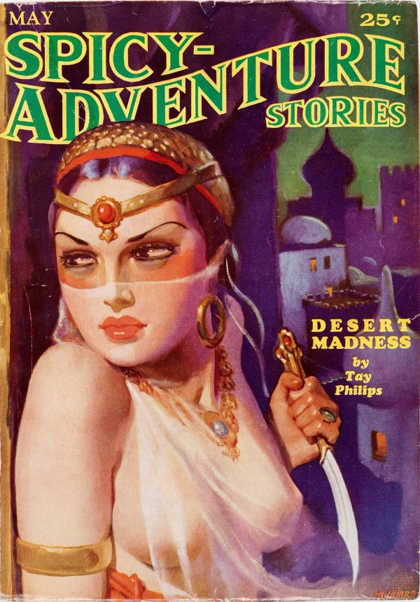 Spicy Adventure Stories - May 1935