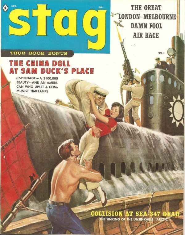 Stag August 1959
