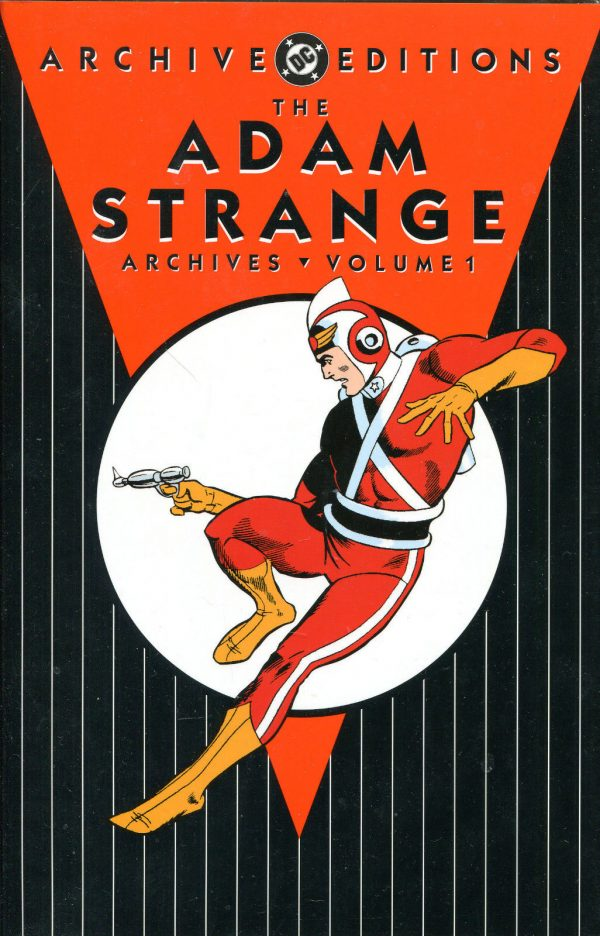 The Adam Strange Archives Vol. 1