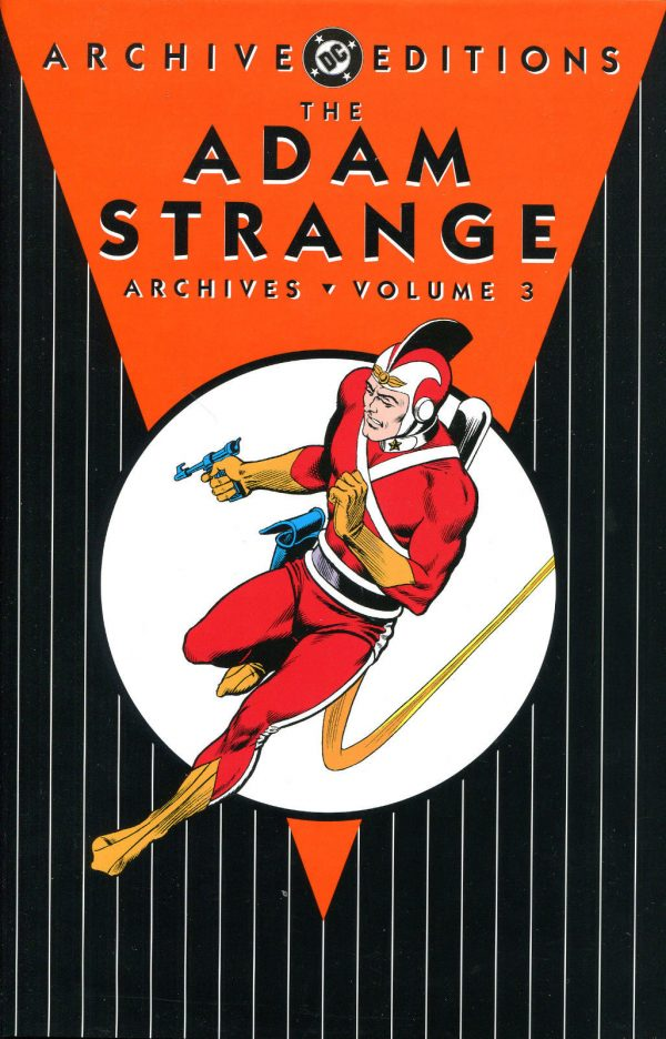 The Adam Strange Archives Vol. 3