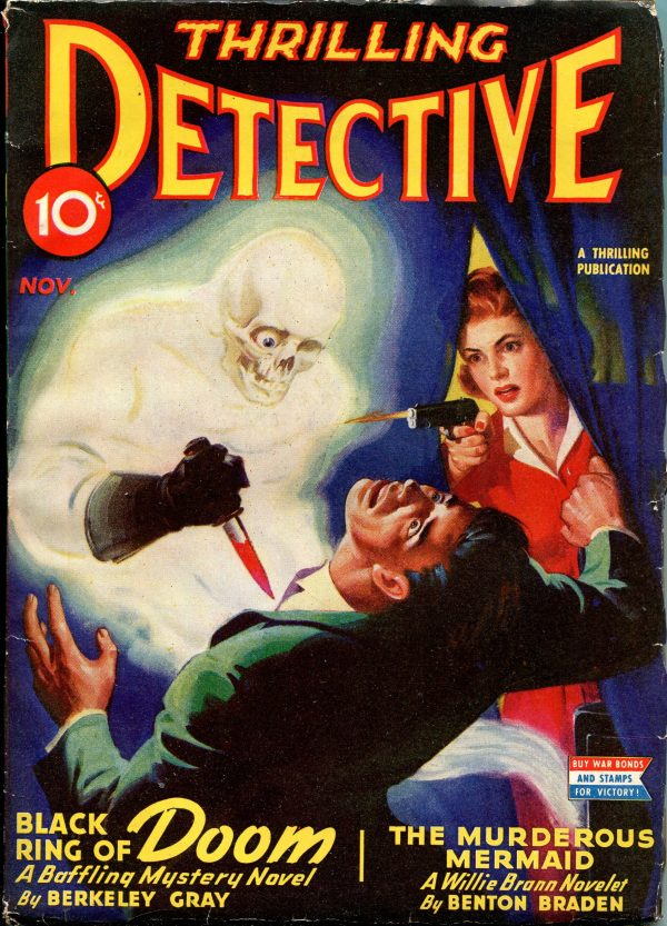 Thrilling Detective November 1943