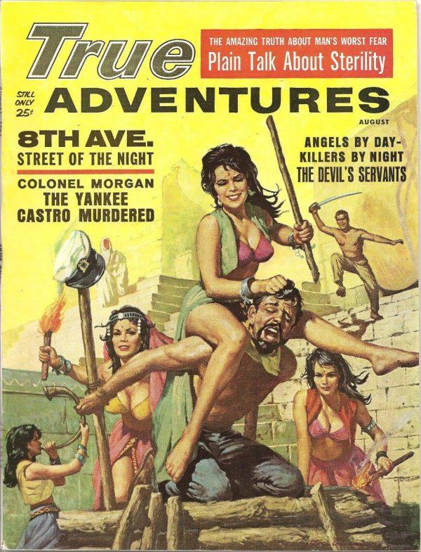 True Adventures Aug 1961
