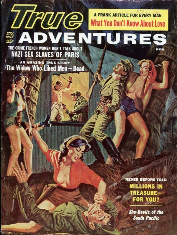 True Adventures February 1961