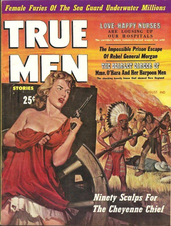 True Men August 1959