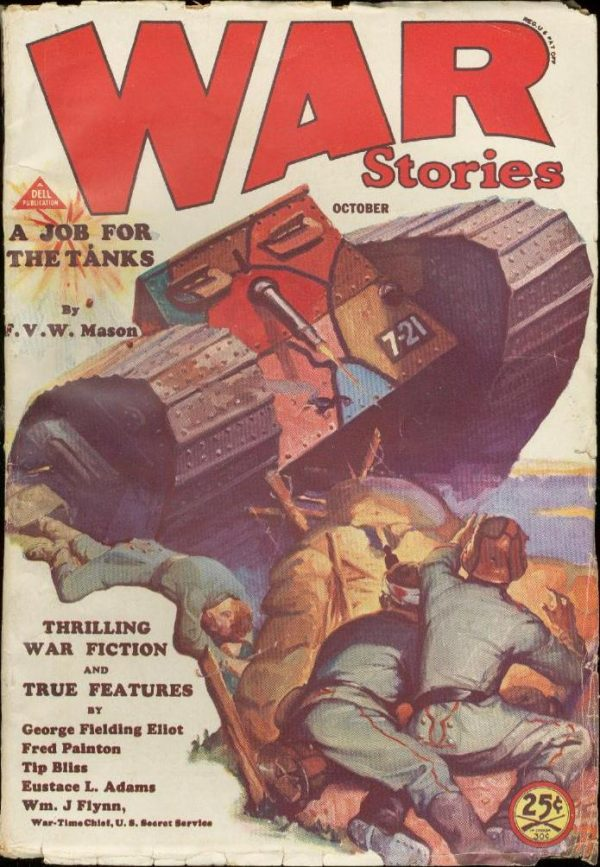 War Stories October 1931