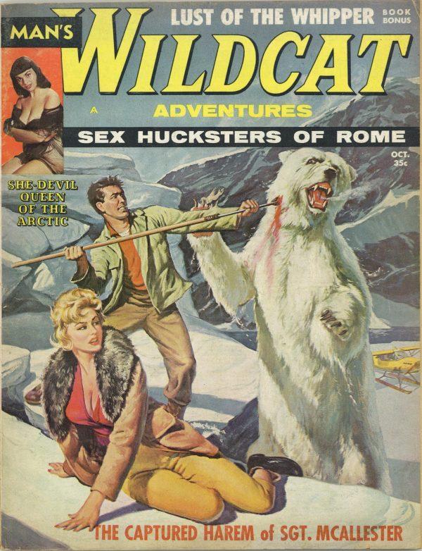 Wildcat Adventures October 1959