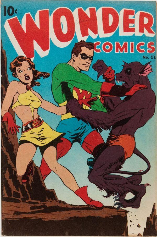 Wonder Comics #11 1947
