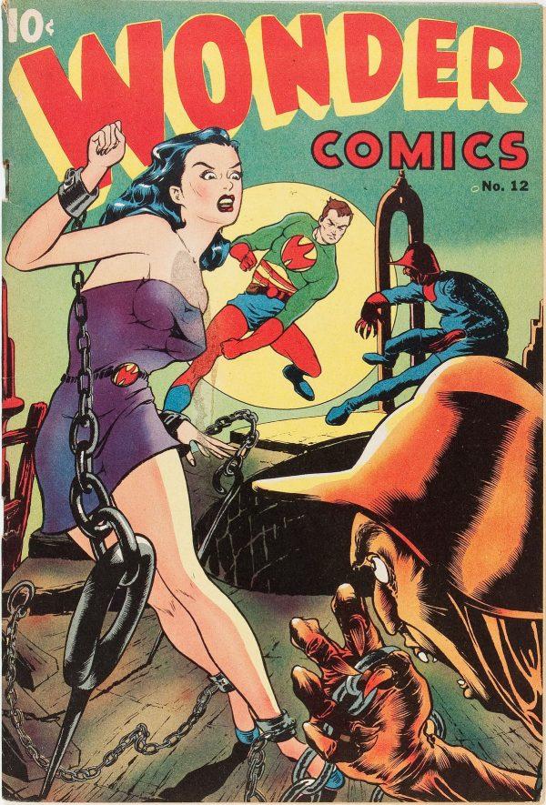 Wonder Comics #12 1947