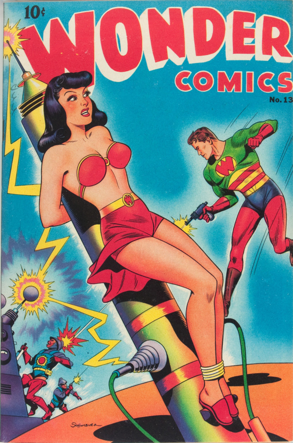 Wonder Comics #13 1947