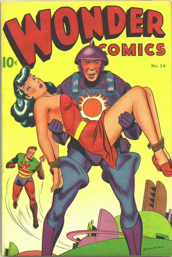 Wonder Comics #14