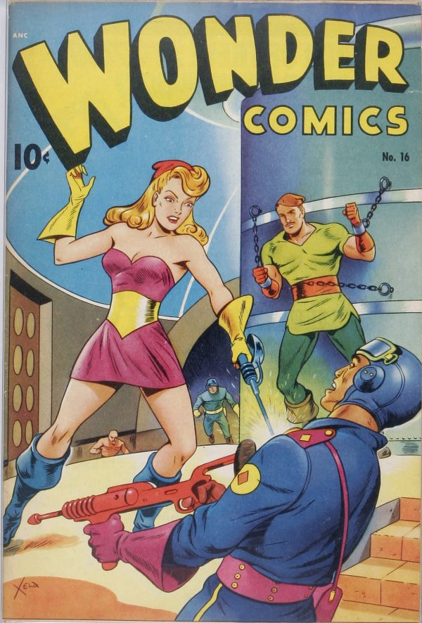 Wonder Comics #16 1948