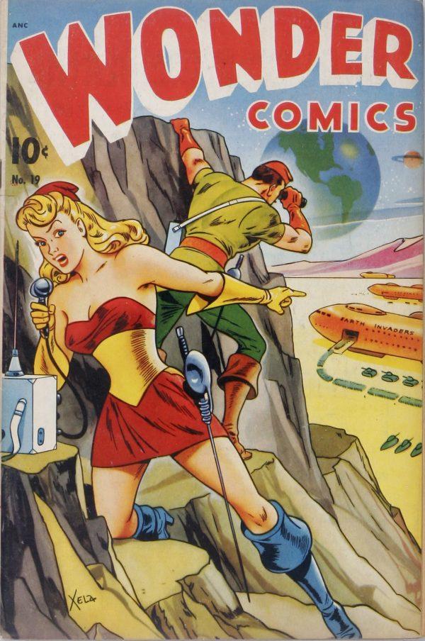 Wonder Comics #19 1948