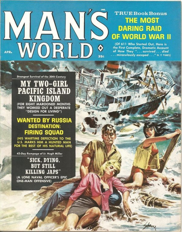World Mens April 1961