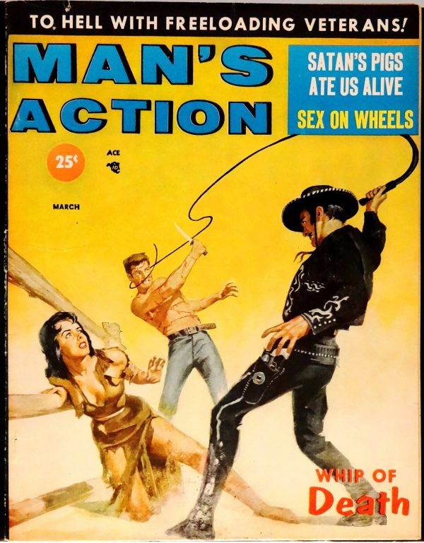 Man's Action (March, 1958).