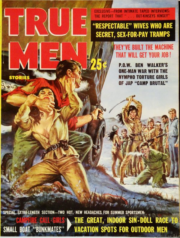 True Men (July, 1962).