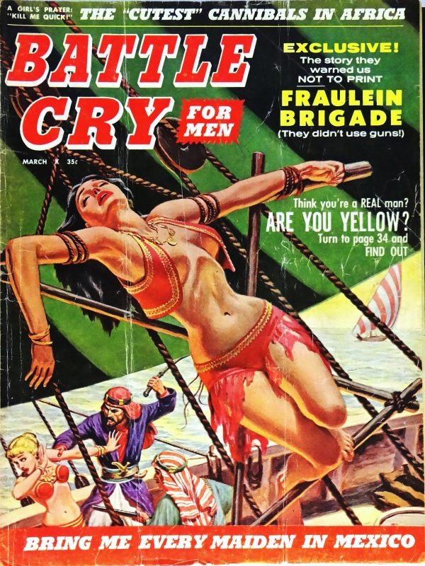 Battle Cry (March, 1960)