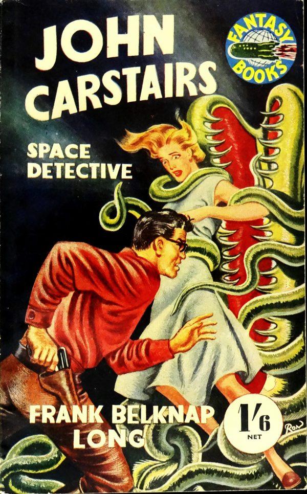 Fantasy 400 (ca. 1950s). British Paperback