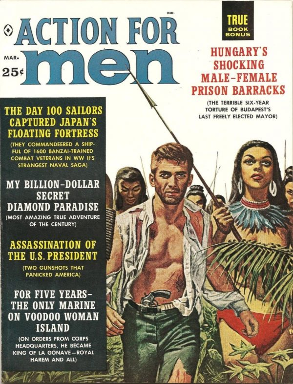Action For Men March 1961