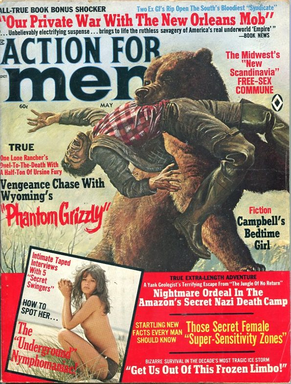 Action For Men May 1972