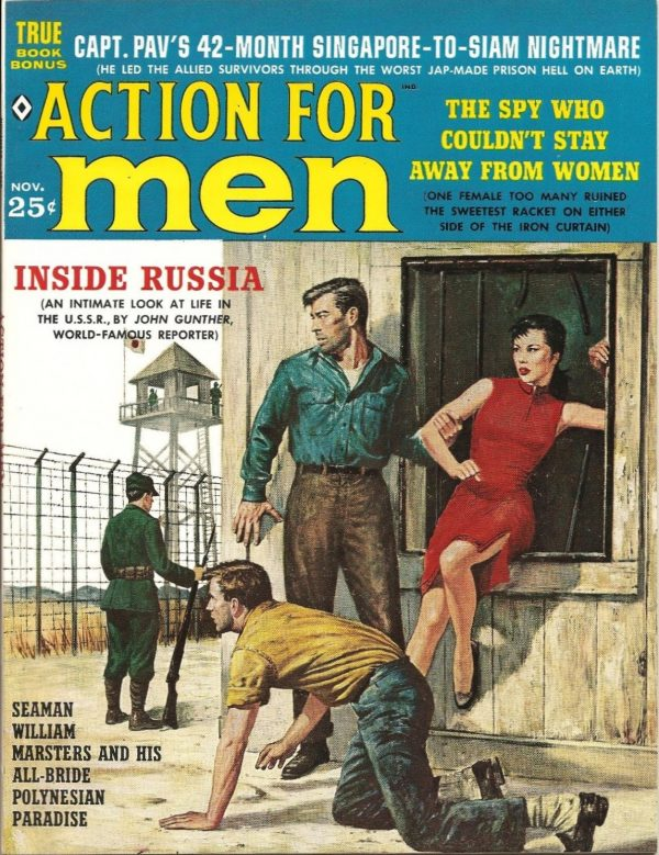 Action For Men November 1960