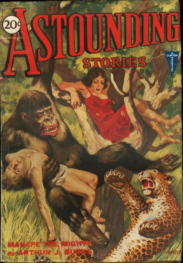 Astounding Stories June 1931