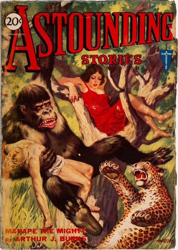 Astounding Stories Magazine - June 1931